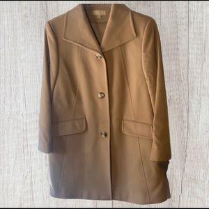 VTG 100% Cashmere Pea Coat